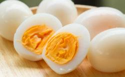 ゆで卵を作ったら偶然!!!とんでもない生物が完成してしまう・・・・・