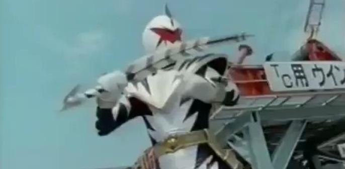 【戦隊モノ】腕でガードして盾で殴るヒーローが話題に