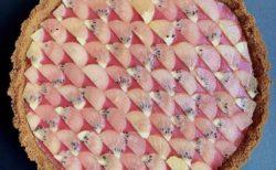 【芸術】フルーツタルト界隈で幾何学模様旋風が巻き起こる