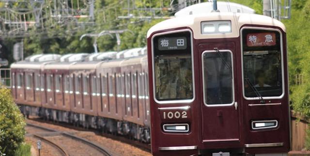 """『阪急電鉄は東京メトロのジャムムを見習え』… ただ可愛いという理由だけで貼られている""""Jammu""""が話題!"""