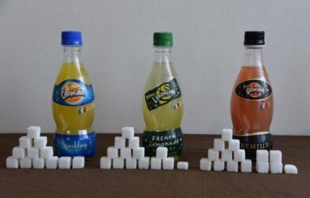 「飲み物に含まれている砂糖の量」可視化するとすごかった