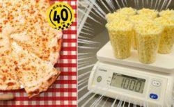 【過去最多】ドミノ・ピザ、1キロのチーズが乗った衝撃のピザを発売!