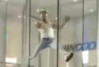 【リポD】ケインコスギがボトルキャップチャレンジ「ファイトイッパーツ!!!」