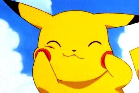 【ポケモン】サトシに懐いてない頃の「ピカチュウ」が可愛すぎる。こんな感じだったのね!