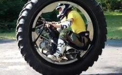 【ヒャッハー‼】「こんなバイク見たことない!」漫画の世界かと思った!
