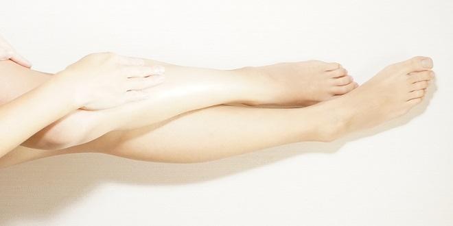 【美脚】お風呂あがり2セットだけがんばる!すらっとしたモデル脚に!