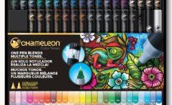 【絵】濃淡も自由自在「カメレオンペン」がすごい。絵が描けなくても欲しくなる!