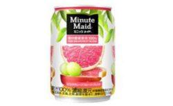 【話題】ミニッツメイドのグレープフルーツ、疲れてるときに飲むとすっごく甘い