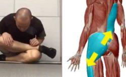 トレーナーさん提唱「腰痛、膝痛、肩こり。お尻への負担が原因の場合も」やってみたら感動!と話題