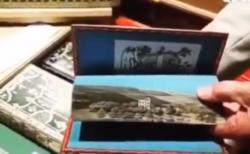【動画】「古い本に隠された芸術」 これもう魔法だろ!