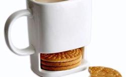 【おしゃれ!】『クッキーを温められるマグカップ』これは便利!是非使ってみたい