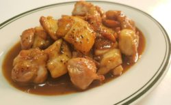 【激ウマ】本気飯「本気のガリバタチキン」でご飯がススム!『マジでご飯3合は炊いといてください』