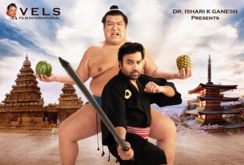 【びっくり】インド映画と相撲がコラボしたらこうなった!