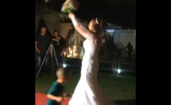 【幸せ】結婚式のブーケトスで素敵すぎる展開!『幸せは幸せを呼ぶ』『これが本物の幸せの連鎖だよ』