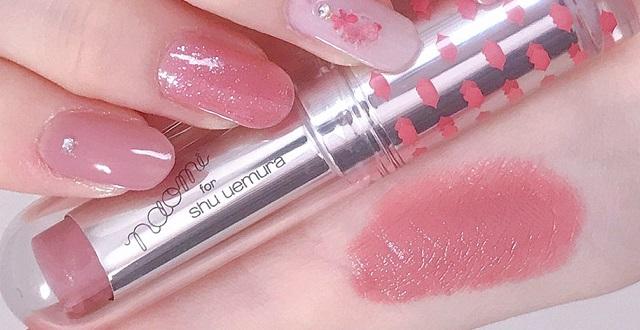 【コスメ】シュウウエムラの渡辺直美プロデュースリップ、誰でも似合うピンクベージュが話題「唇の魅力を最大限に引き出してくれる」