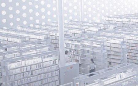 【金沢海みらい図書館】石川県に存在する「白い図書館」が格好良すぎる。一度は行ってみたい!