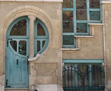 ベルギーの建築家レオン・ドリュヌがデザインしたドアが素敵すぎると話題に!
