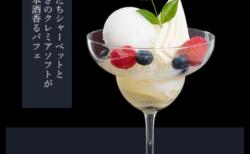 【〆パフェ】「贅沢すぎる!」酒×パフェが見た目も可愛くとってもおしゃれ!