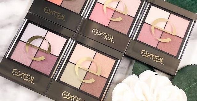 【コスメ】発色よくて柔らかい大評判のExcelアイシャドウ、可愛すぎる秋の新色が話題
