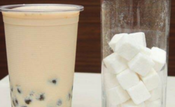 """【ミルクティー】タピオカに含まれる """"砂糖の量"""" がやばいと話題に。確かにとんでもない!"""