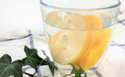 【ダイエット】お手軽な「レモン緑茶水」が話題。むくみ軽減、食欲抑制効果がてきめん☆