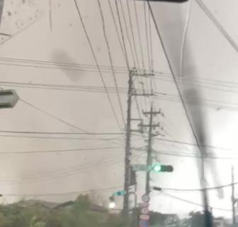 【台風】千葉県で「竜巻」発生!
