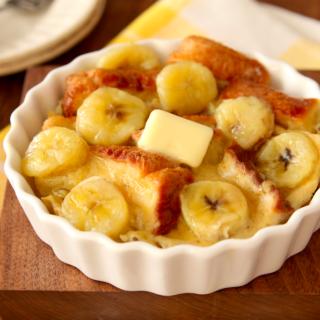 【たった5分】『濃厚バナナフレンチトースト』がめちゃくちゃ美味しそう!