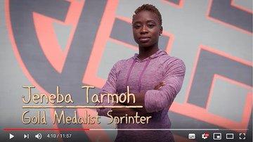 【動画】ナルト走りは本当に速いのか 五輪金メダリストが検証した結果