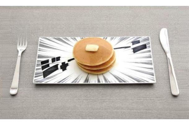 【話題】「マンガ皿」で食事がめちゃくちゃ楽しくなるぞ!