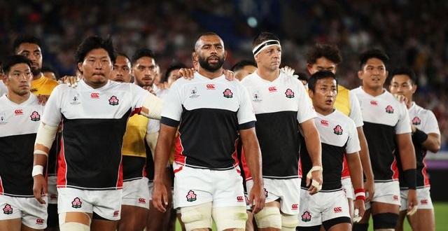 【悲報】ラグビー日本代表が来週戦う南アフリカ代表の選手の体がこちら・・・