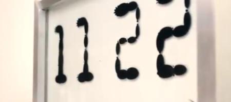 【デジタル】「おしゃれな砂時計かな?」・・・って思ってたのと全然違う件!