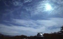 【衝撃GIF】12日22時、各地で巨大火球の目撃相次ぐ。広角カメラが捉えた様子がすごい