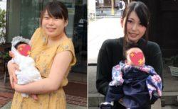 産後70日で18kg痩せた美人さんにネット騒然「別人・・」「こんなに変わるんだ!?」「太ってると損!」