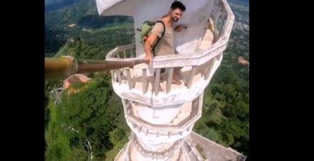 【衝撃】ドラゴンボールのカリン塔が存在した?!「恐怖でしかない!」「ムリムリムリ」