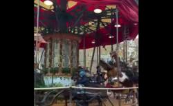 【綺麗】ブリュッセルにある「メリーゴーランド」が完全にスチームパンク。イケてる!