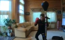 """【未来】最近のボクシングの """"トレーニング"""" が進化しすぎてる。絶対強くなるじゃん!"""