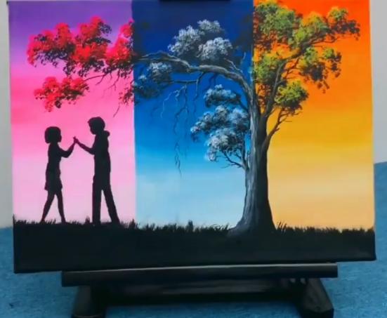 【芸術】「人の一生」を描いたアートが切なすぎる。自分はこんな人生を歩めるのか!