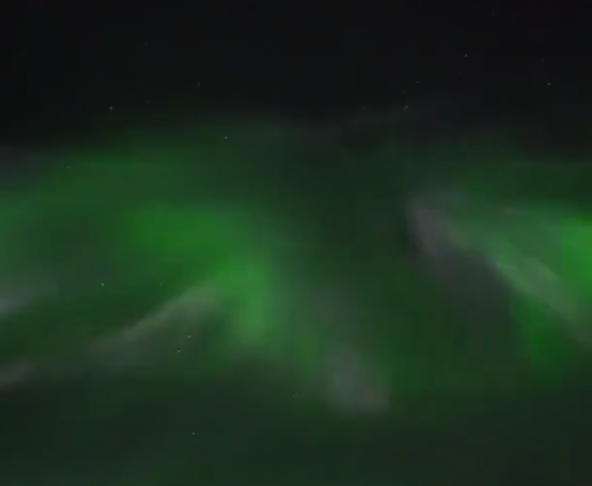 【不思議】オーロラが発生する瞬間を捉えた映像が美しすぎる。一度は見てみたい!