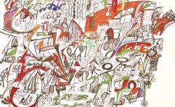【天才】13歳の娘が描いた絵がずば抜けて凄すぎる! ネット民大感激