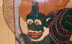 【必見!】レゴで風神雷神を作ってみた! 成田空港のレゴストアで見れます!