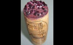 【アメジスト】上質なワインのコルクの裏にみられる「酒石」と呼ばれる結晶が綺麗すぎる!