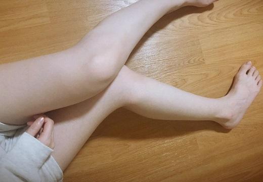 【美脚】つけて歩くだけ?!噂の「大山式」2週間弱で足が細くなった気が‥生理痛は劇的に緩和された!