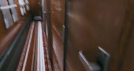 【ゲーム】Unityで作られた「列車」の車内シーンのグラフィックがやばい!