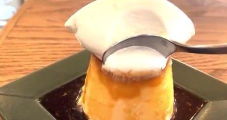 """【スイーツ】武蔵境にあるカフェ「NORIZ COFFEE」の """"ホイップ乗せプリン"""" が最高に美味しそう。"""