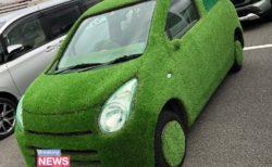 【草】草の車が発見される! ネット民大草原不可避