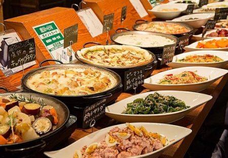 【美容グルメ】産地直送の新鮮野菜が食べ放題で1500円!「農家の台所」が話題