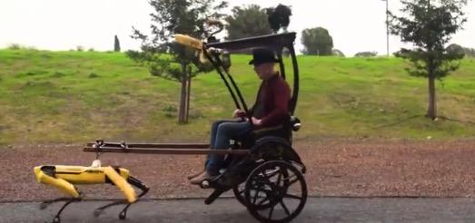【未来】「馬車」を現代で蘇らせた映像が格好いい。楽しそう!