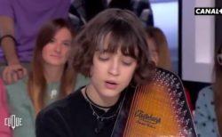 【動画】フランス美少女が歌う『千と千尋の神隠し』をお聴きください