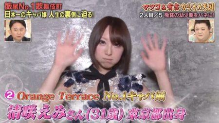 「歌舞伎町ってどんなところ?」→No.1キャバ嬢の答えがこちら!