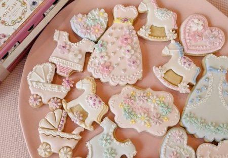 【手作り】「教室で習い2日間かけて作ってきてくれた母のクッキー、かわいくない!?」→クオリティすごい